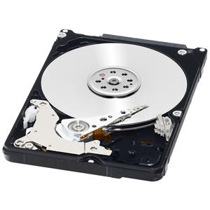 "750GB WD 2.5"" Hard Disk Upgrade for Macbook Pro"