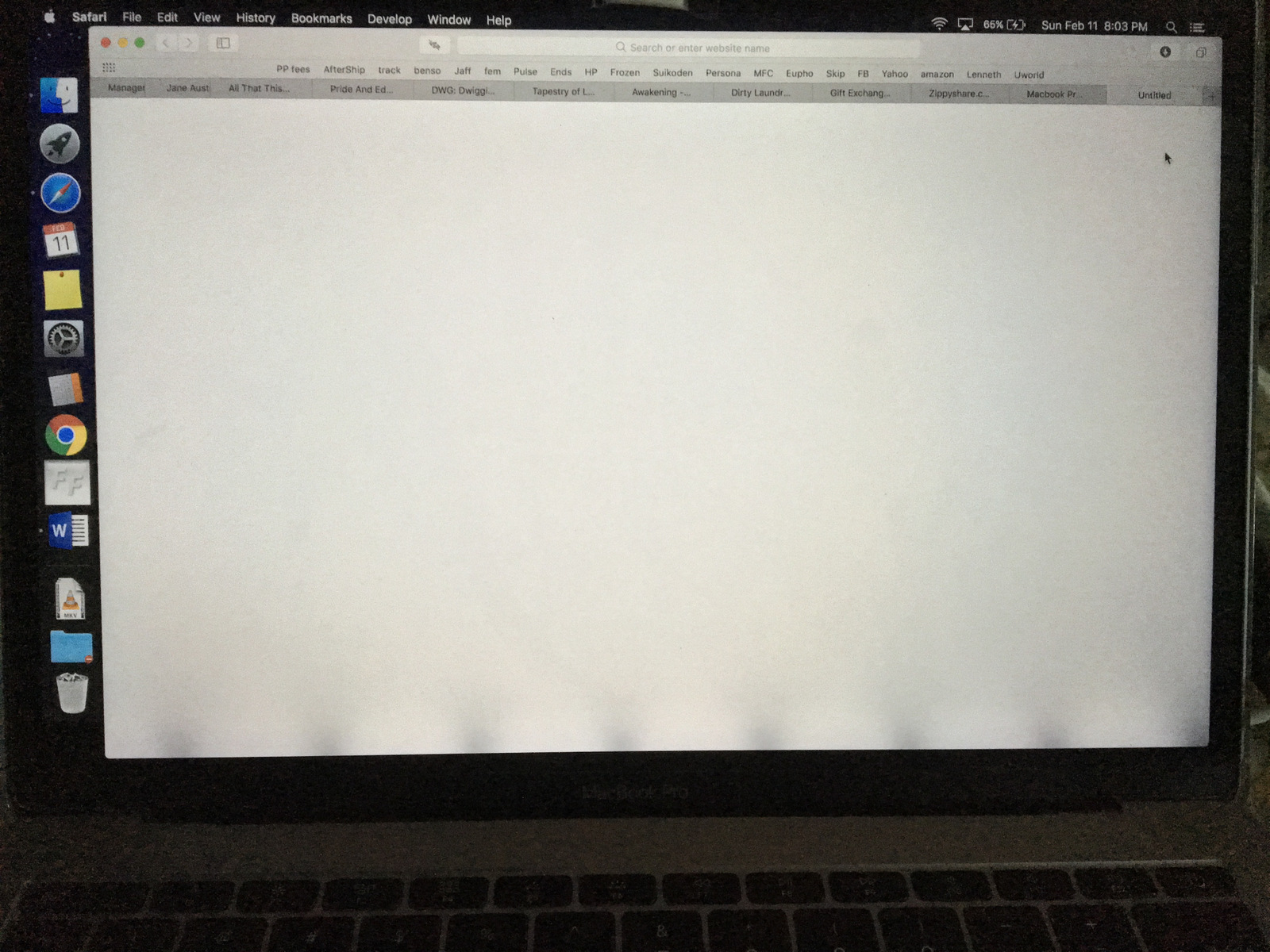 Macbook Pro Retina 2016 - 2017 Keyboard and LCD issues